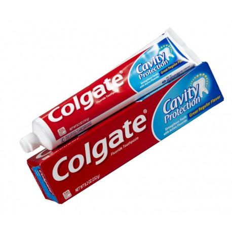 Colgate Toothpaste Cavity Protection, 8 oz.