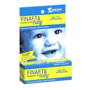 Finafta Baby Anestésico Oral - 0.25 oz