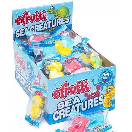 Efrutti Sea Critters - 60ct