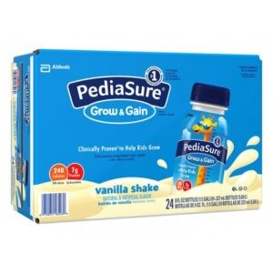 PediaSure Vanilla Shake 8 fl. oz. - (24 Pack)