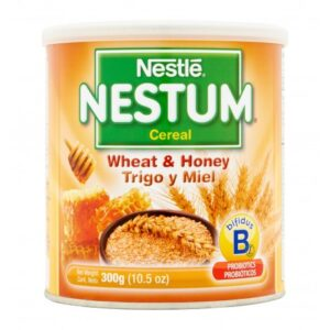 Nestle Nestum Wheat & Honey - 10.5 oz.