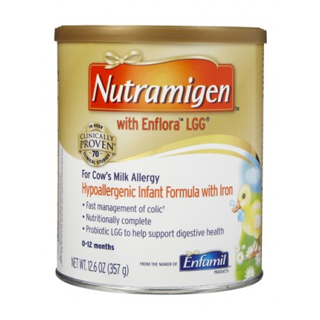 View larger Nutramigen With Enflora - 12.6 oz. (Case of 6)