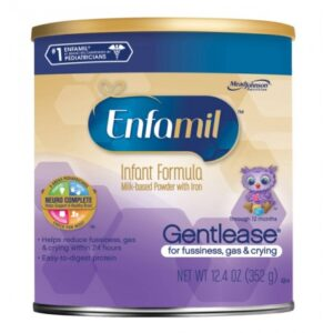 Enfamil Gentlease Powder - 12 oz. (Case of 6)