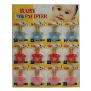 Pacifier (Bobo) Display - 12ct