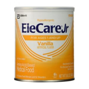 Elecare JR Vanilla - 14.2 oz. (Case of 6)