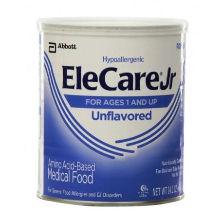 Elecare JR Unflavored - 14.2 oz. (Case of 6)
