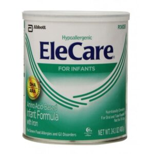 Elecare Infants Powder - 14.2 oz. (Case of 6)