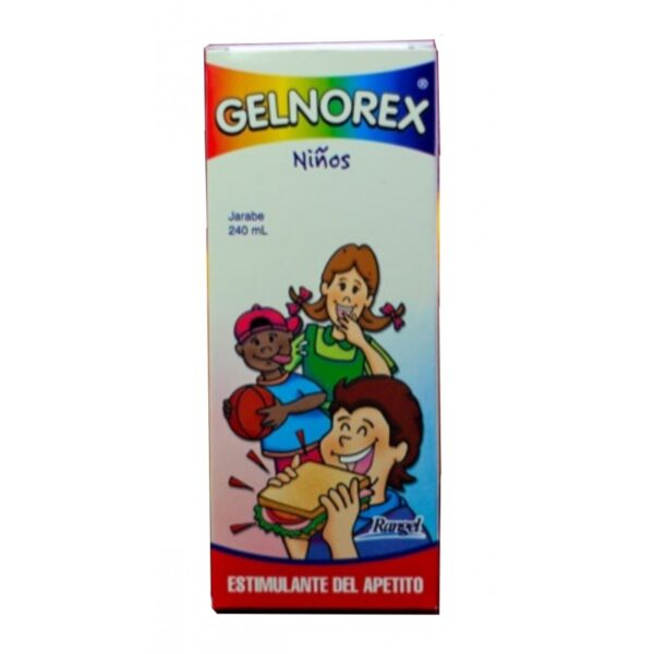 Rangel Gelnorex Children's - 120ml