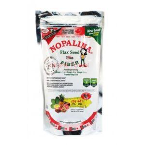 Nopalina Flax Seed Plus Fiber, 16 oz.