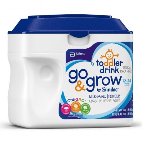 Similac Go&Grow Toddler Drink - 1.38 lb.