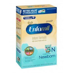 Enfamil Newborn Infant Formula - (2 Pack/16.6 oz)