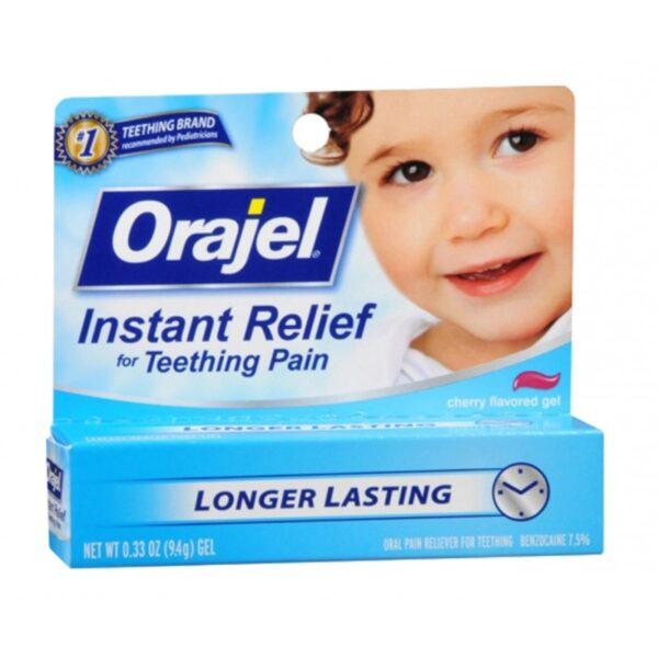 Orajel Baby - 0.33 oz