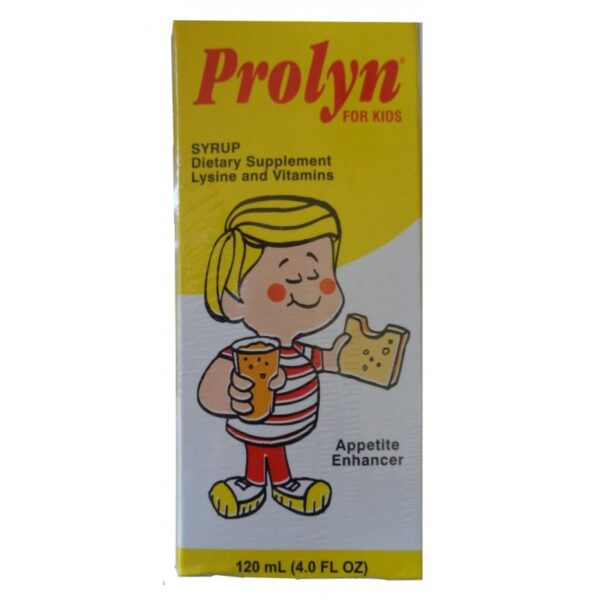 Prolyn For Kids - 120ml