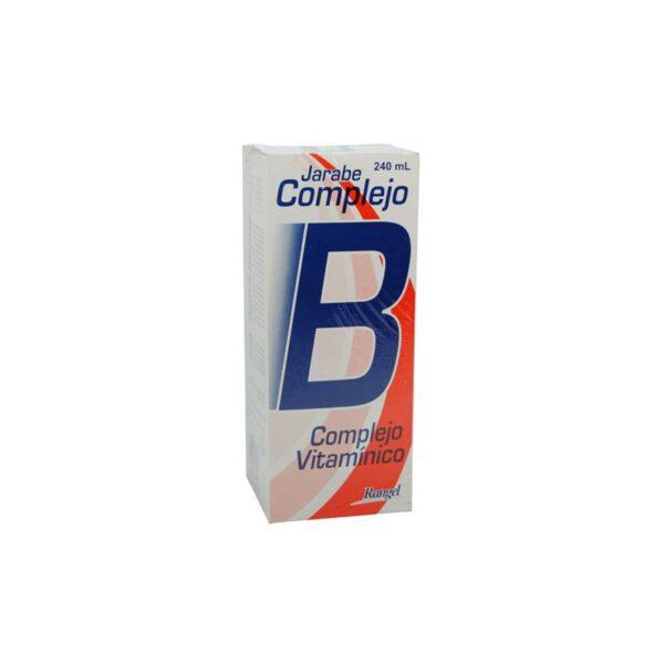 Rangel Syrup Complejo B - 8 fl. oz.