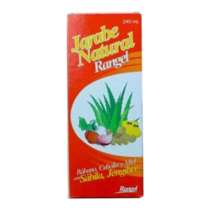 Jarabe Natural Ranger - 240ml