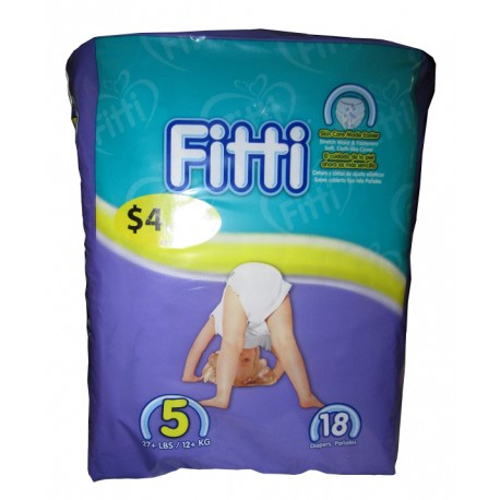 Fitti Diapers 5