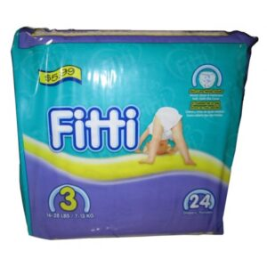 Fitti Diapers 3