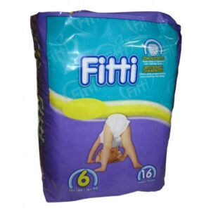 Fitti Diapers 6