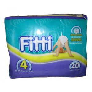 Fitti Diapers 4