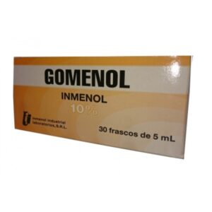 Gomenol Ampolla 10% - 30ct/5ml