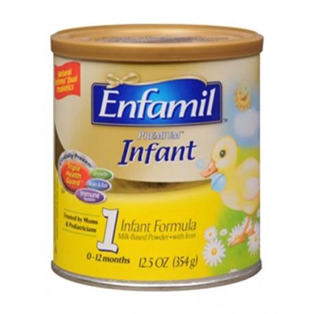 Enfamil Infant Powder - 12.5 oz. (Case of 6)
