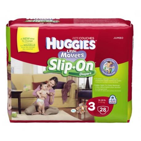 Huggies Diapers Jumbo 3