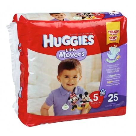 Huggies Diapers Jumbo 5