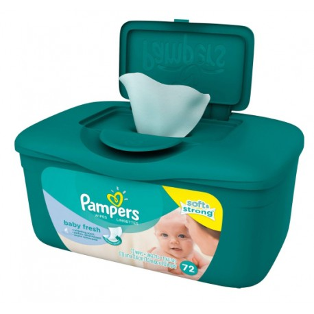Pampers Wipes Baby Fresh - 72ct