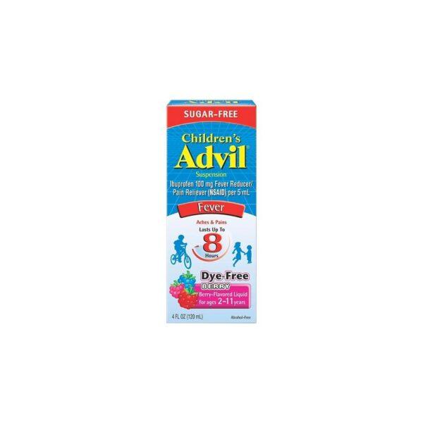 Advil Children's Berry - 4 fl. oz
