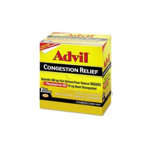 Advil Sinus Congestion & Pain - 25ct