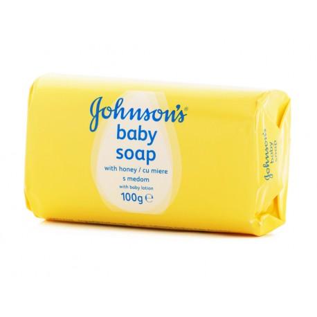 Johnson's Baby Soap Blossom 100g - (4 Pack)