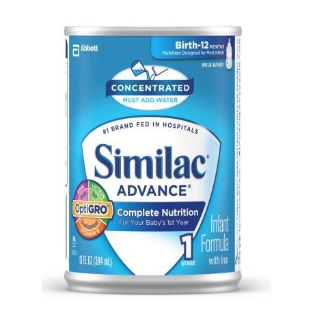 Similac Advance Liquid - 13 fl. oz. (Case of 12)