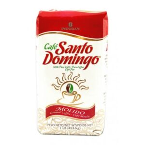 Cafe Santo Dgo S Orig 16/16oz - 16/1lb