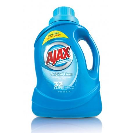 Ajax Liq Original 6 /50oz