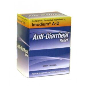 Imodium Anti-Diarrheal Relief - 50ct
