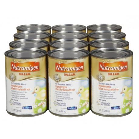 Nutramigen Liquid - 13 fl. oz. (Case of 12)