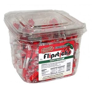 Flipsticks Cherry Taffy - 3 lb.