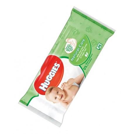 Huggies Baby Wipes Natural Care - 56ct