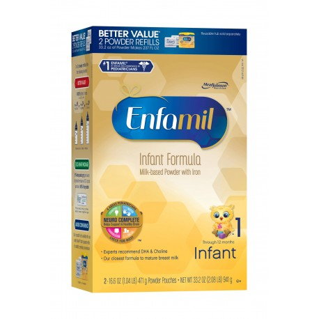 Enfamil Infant Powder - 35 oz.
