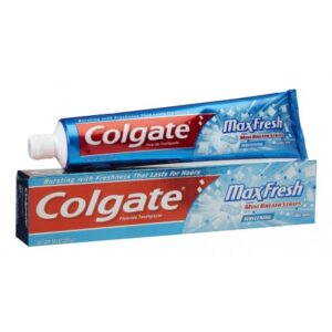Colgate Toothpaste MaxFresh Cool Mint, 7.8 oz.