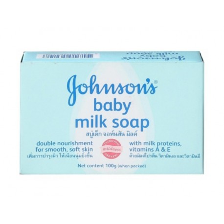 Johnson's Baby Soap Milk - 3.5 oz. (100g)