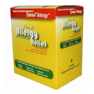 Prime Aid Allergy Relief 34/2's